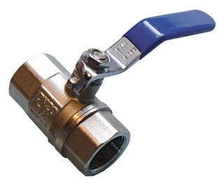 Primaflow Blue Lever Ball Valves