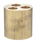 Image for 22mm x 10mm Brass 3 Way Bullet Manifold
