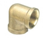 """Image for 3/8"""" Brass Female Elbow"""