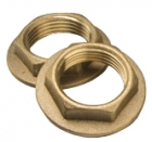 Primaflow Brass Flanged Backnuts