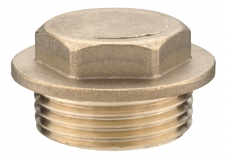 Primaflow Brass Flanged Plugs