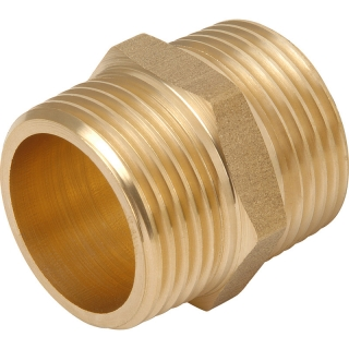 Primaflow Brass Hexagonal Nipples