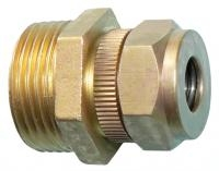 Brass Spring Safety Valves - Male Thread