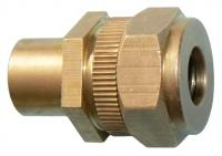 Brass Spring Safety Valves - Sprigot Type