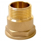 """Image for 3/4"""" x 3/4"""" x 7/8"""" Brass Tap Tail Extension"""
