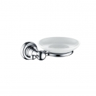 Image for Bristan 1901 Soap Dish Brass Chrome Plated N2 DISH C