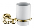 Image for Bristan 1901 Tumbler & Holder - Gold N2 HOLD G