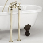 Bristan 660mm Standpipes - Gold LEG G
