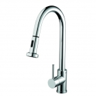 Image for Bristan Apricot Monobloc Sink Mixer APR PULLSNK C