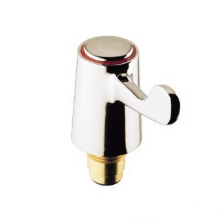 Bristan Basin 1/2 Tap Reviver With Lever Handles R1/2LEV (Pair)