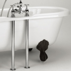 Bristan Bath Shroud - Chrome SHR C