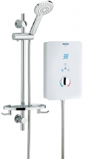 Bristan Bliss 10.5kW White Electric Shower