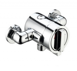 Bristan Chill Exposed / Concealed Dual Control Shower Valve CL CSHXVO C