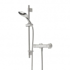Image for Bristan Claret Thermostatic Exposed Bar Valve Mixer Shower CLR SHXMTFF C