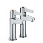 Image for Bristan Design Utility Lever High Neck Kitchen Taps DUL HNK C