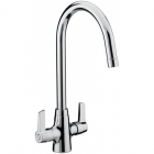 Image for Bristan Echo Easyfit Mono Sink Mixer Chrome EC SNK EF C