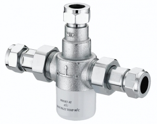Bristan Gummers 15mm Thermostatic Mixing Valve