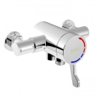 Image for Bristan Gummers Opac TS3650 Exposed Lever Exposed Shower Valve OP TS3650 EL C