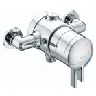 Image for Bristan Gummers TS1875 Stratus Exposed Shower Valve STR TS1875 EDC C