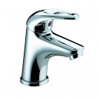Image for Bristan Java - Basin Tap - Deck Mounted Monobloc Small (With Clicker Waste) - Chrome - J SMBAS C