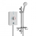 Image for Bristan Joy Care - Electric - 8.5kW Shower & Kit - White - JOYTHC85W