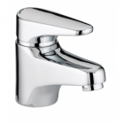 Image for Bristan Jute - Basin Tap - Deck Mounted Monobloc (Without Waste) - Chrome - JU BASNW C