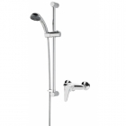 Image for Bristan Jute Thermostatic Exposed Manual Shower JU2 SHXAR C