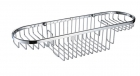 Image for Bristan Large Wall Fixed Wire Basket COMP BASK01 C