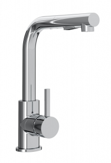 Bristan Macadamia Monobloc Kitchen Sink Mixer Tap with Pull Out Handset MCD PULLSNK C