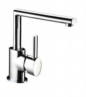 Bristan Oval EasyFit Monobloc Kitchen Sink Mixer Tap - Chrome OL SNK EF C