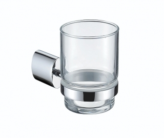 Bristan Oval Tumbler & Holder OV HOLD C