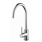 Image for Bristan Pistachio EasyFit Monobloc Kitchen Sink Mixer Tap - Brushed Nickel PST EFSNK BN