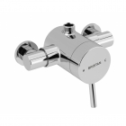 Image for Bristan Prism Exposed Sequential Top Outlet Shower Valve Only PM2 SQSHXTVO C