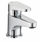 Image for Bristan Quest - Basin Tap - Deck Mounted Monobloc (Without Waste) - Chrome - QST BASNW C