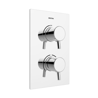 Bristan Recessed Thermostatic Dual Control Shower Valve PM2 SHCVO C