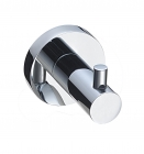 Image for Bristan Round Robe Hook RD HOOK C