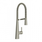 Image for Bristan Saffron Professional Sink Mixer Tap - Brushed Nickel SFF PROSNK BN