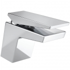 Image for Bristan Sail - Basin Tap - Deck Mounted Monobloc With Waste - Chrome - SAI BAS C