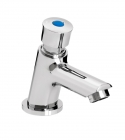 Image for Bristan Single - Basin Tap - Soft Touch Timed Flow - Chrome - Z2 LUX 1/2 C