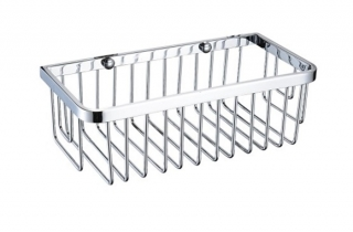 Bristan Small Wall Fixed Wire Basket COMP BASK03 C
