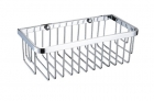 Image for Bristan Small Wall Fixed Wire Basket COMP BASK03 C
