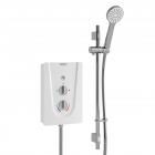 Image for Bristan Smile - Electric - 9.5kW Shower & Kit - White - SM395W