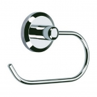 Image for Bristan Solo Toilet Roll Holder Chrome Plated SO ROLL C