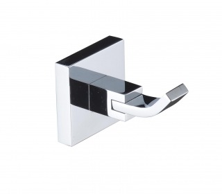 Bristan Square Robe Hook SQ HOOK C