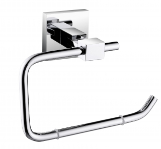 Bristan Square Toilet Roll Holder SQ ROLL C