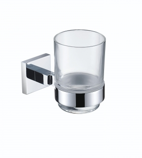Bristan Square Tumbler and Holder