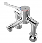 Bristan Thermostatic Deck Mount TMV3 Mixer Tap H64DMT2