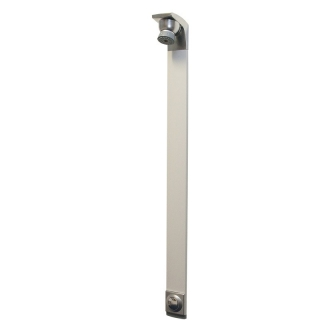 Bristan Timed Flow Shower Panel And Adjustable Head TFP4001