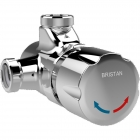 Image for Bristan Timed Flow TFS1C Temperature Adjustable Manual Shower Valve TFS 1 C