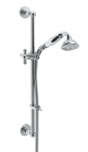 Image for Bristan Traditional Deluxe Shower Kit - Chrome TRD KIT01 C